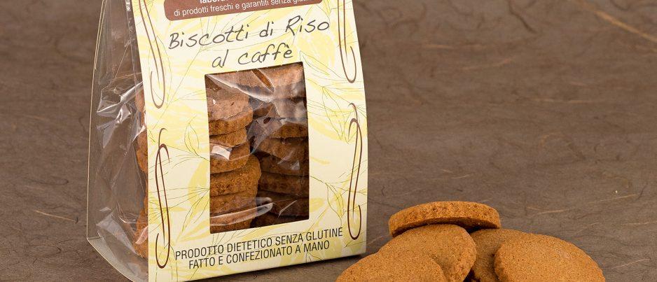 Biscotti di Riso al Caffè