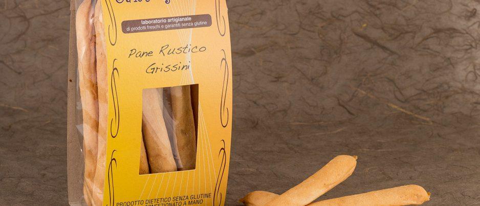 Pane Rustico – Grissini